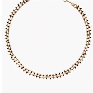Madewell Beadlink Double Choker Necklace